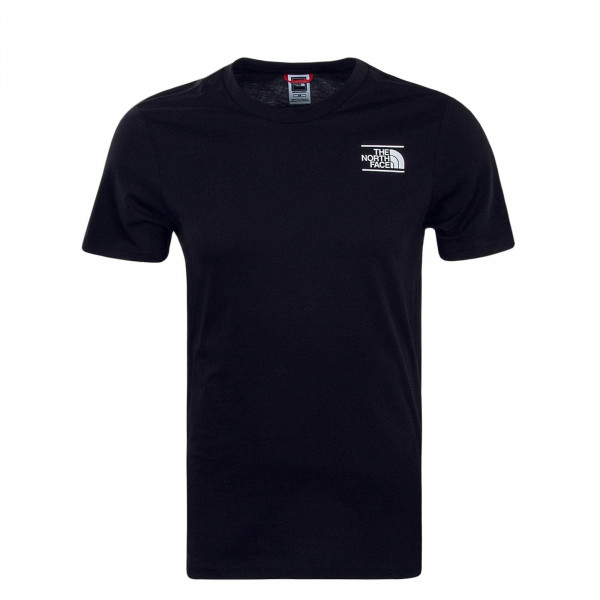 Herren T-Shirt  MNT Exp Black White