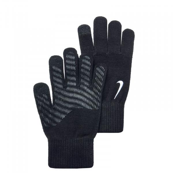 Handschuhe Knit Grip and Tech Black
