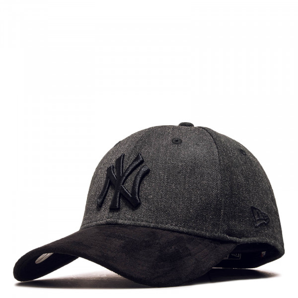 Cap 39 Thirty Heather NY Black