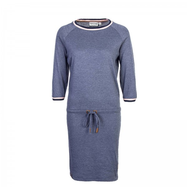 Naketano Wmn Dress Stifters Mom BlueGrey
