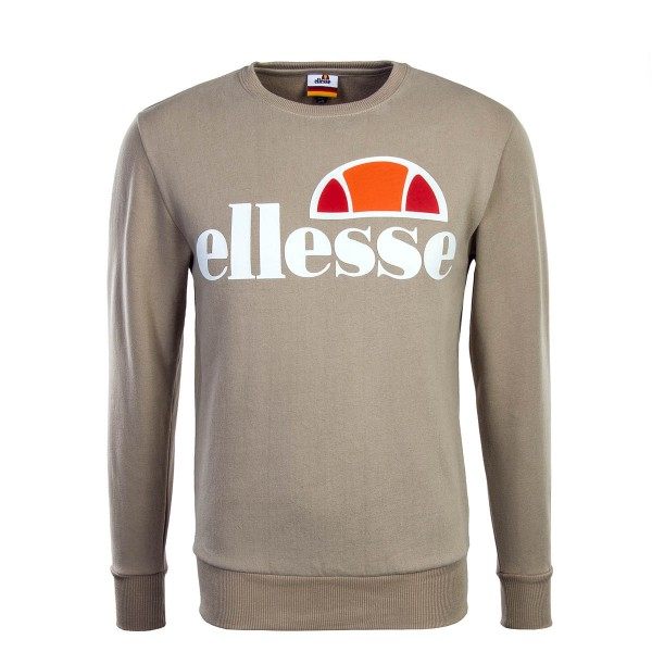Ellesse Sweat Succiso Brown