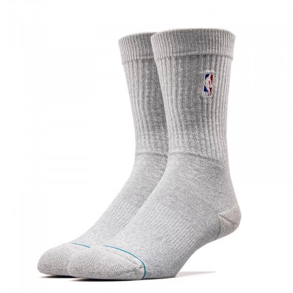 Stance Socks NBA Arena NBA Logoman Grey