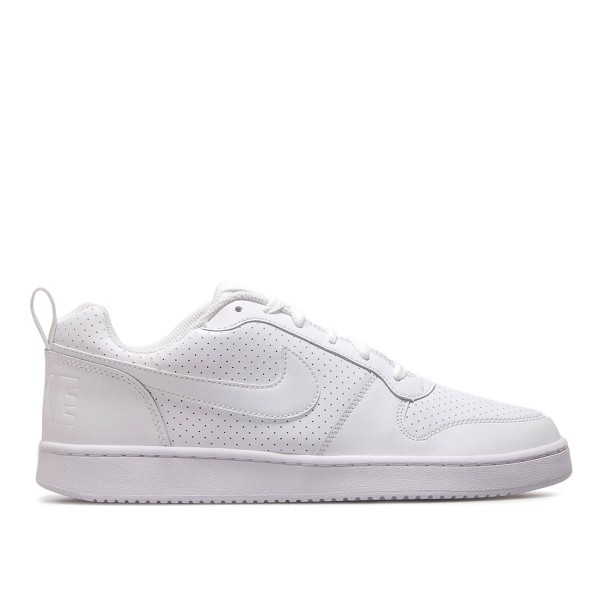 Nike Court Borough Low White