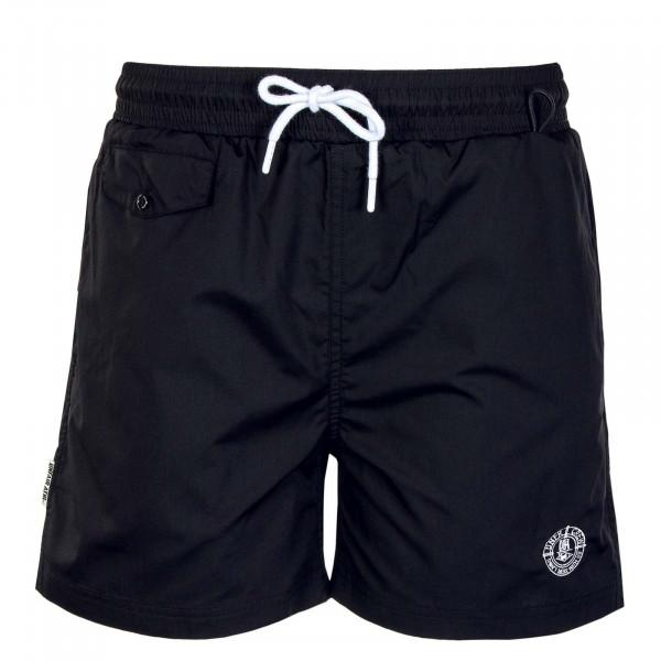 Herren Boardshort - Ocean Swim - Black