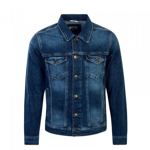 Jeansjacke Regular Trucker Blue