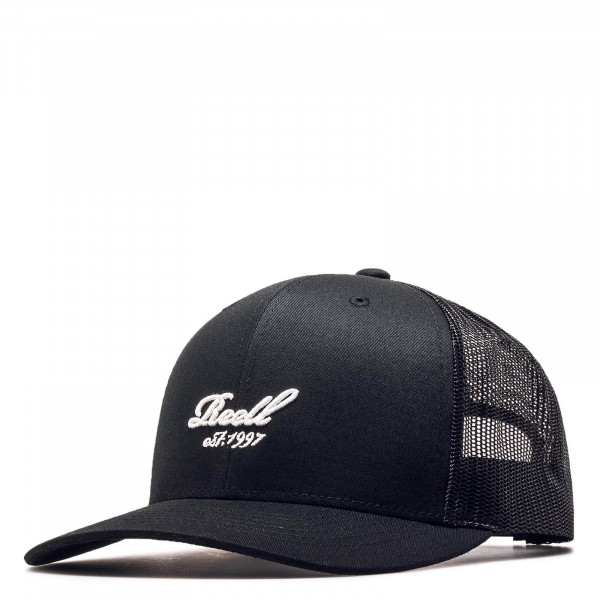 Reell Cap Curved Black
