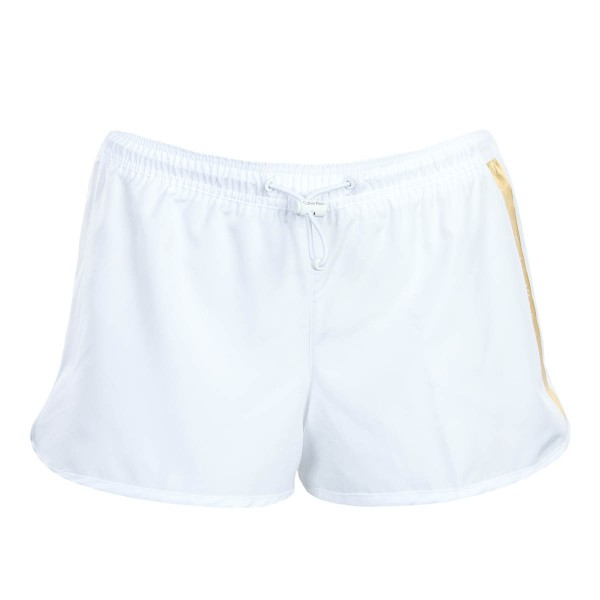 Ck Wmn Short 0415 White Gold