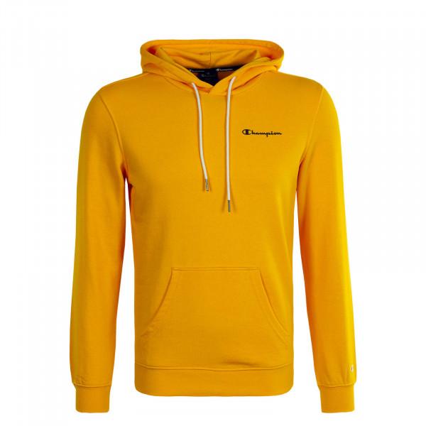 Herren Hoody 214149 Yellow