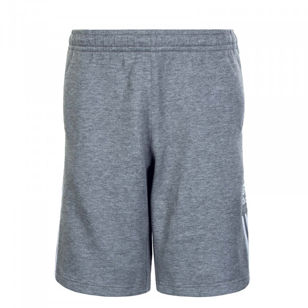 Herren-Short Sweat Lock Up Grey White