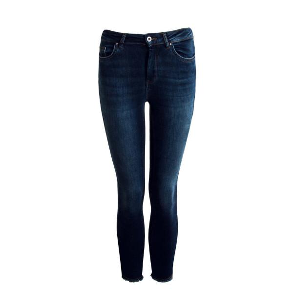 Damen Jeans - Blush Life Mid Ank - Dark Blue