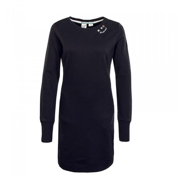 Damen Kleid - Menita Organic - Black