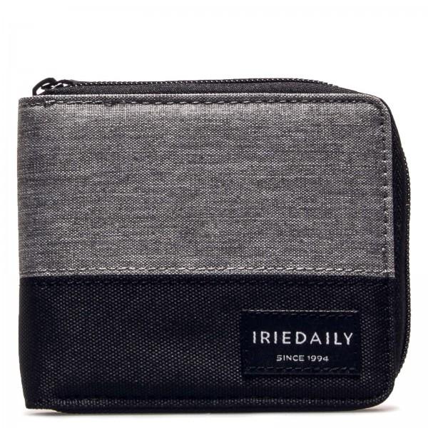 Iriedaily Wallet City Roundup Grey Mel