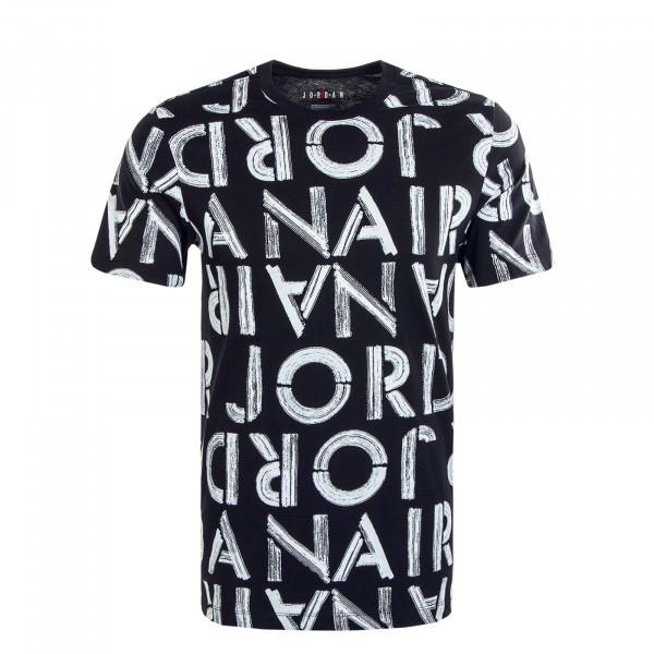 Herren T-Shirt CN3586 Black