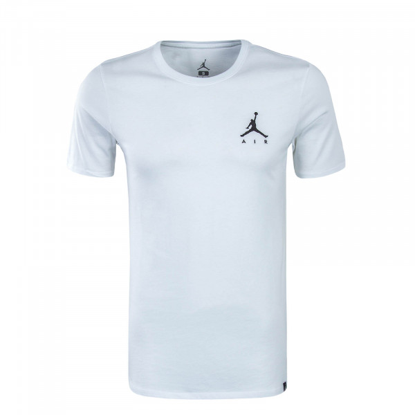 Herren T-Shirt Jumpmann Air Emb. White