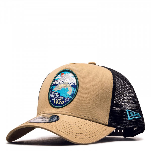 Cap Outdoors AF Trucker Stone