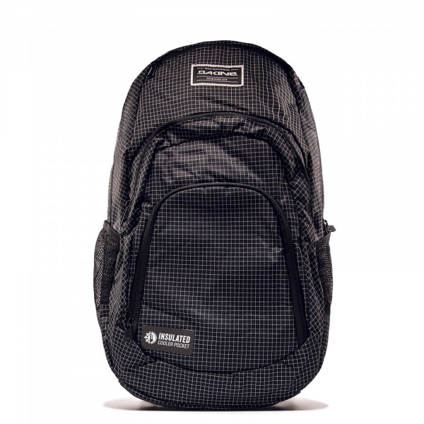 Backpack Campus Rincon Black White