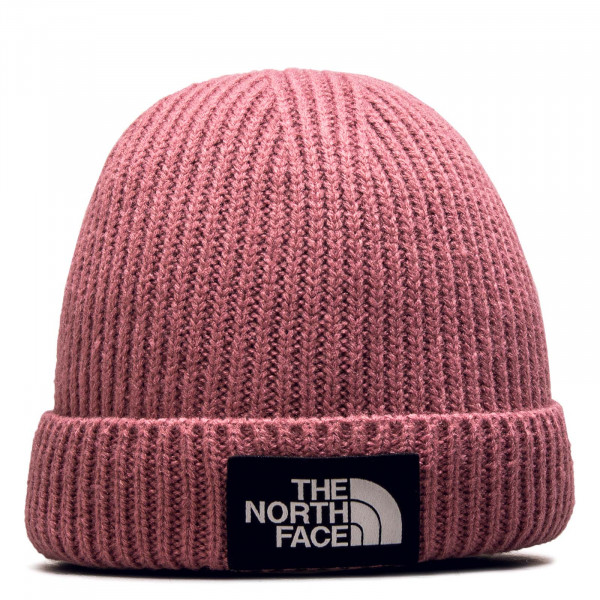Beanie TNF Logo Box Cuf Mesa Rose