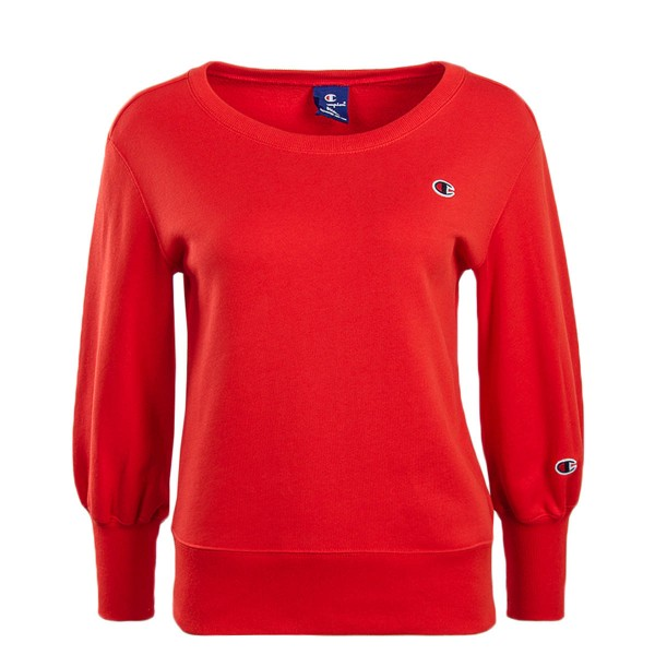 Champion Wmn Sweat 110666 Red