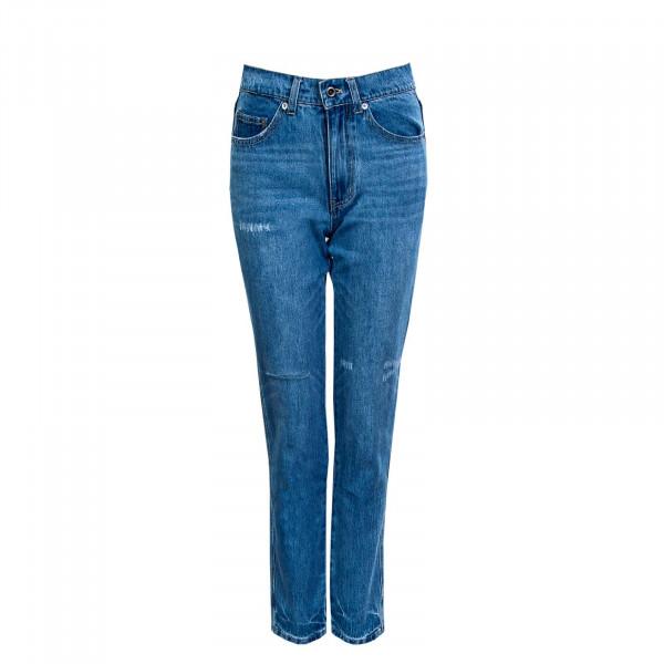 Herren Jeans - Classic Logo Denim Pants - Light Blue