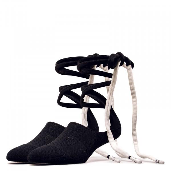 Damen Socken 7290 Sox Knee High Black
