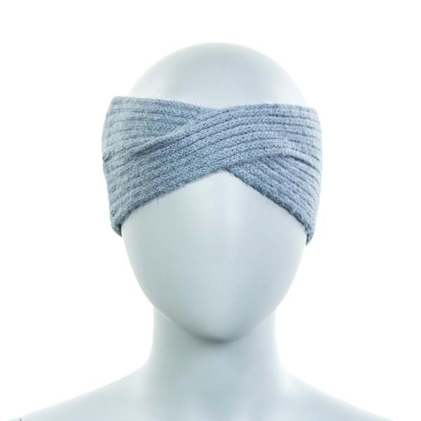 Damen Stirnband Sofia Blue Fog