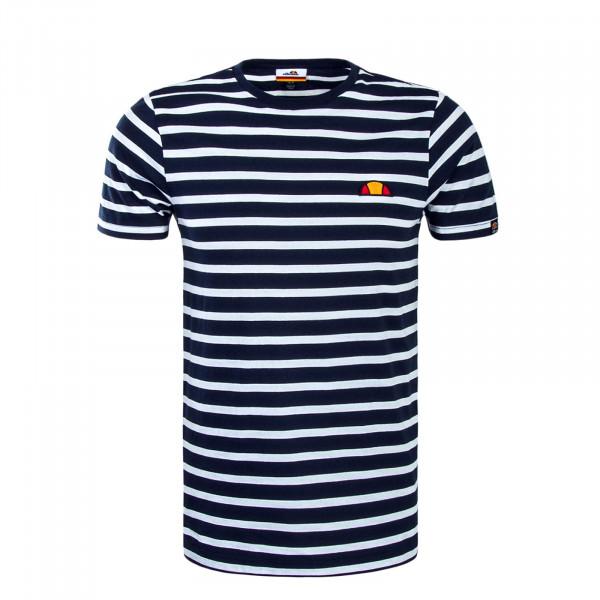 Ellesse TS Sailio Stripe Navy White