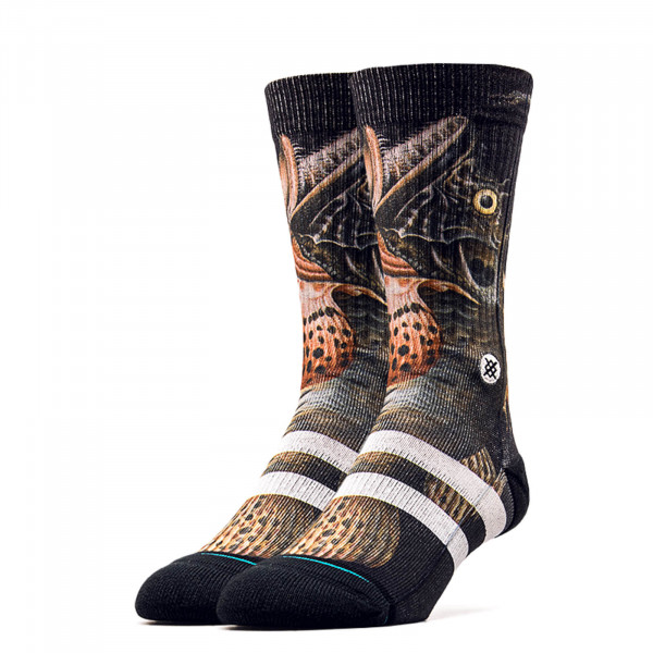 Stance Socks Foundation Taylor Creek Blk