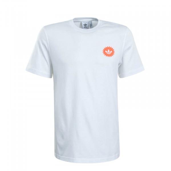 Herren T-Shirt Bodega Poster White