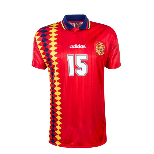 Adidas Polo Jersey Spain Red