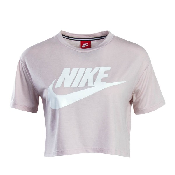 Nike Wmn Crop Top NSW Essential Rose Wht