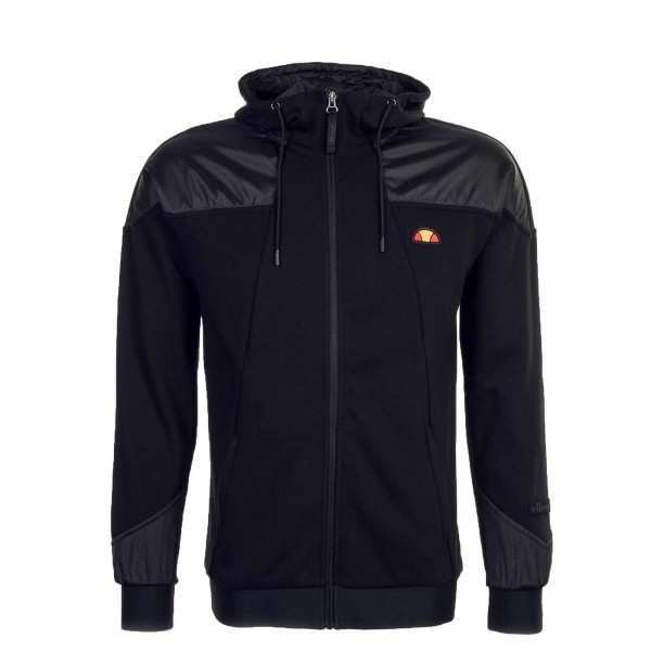 Ellesse Sweatjkt Recoil FZ Black