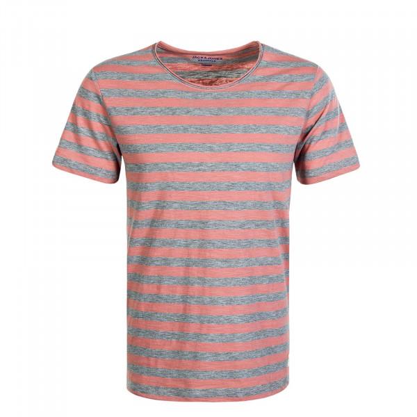 Herren T-Shirt Milo Crew Neck Rosette Reg