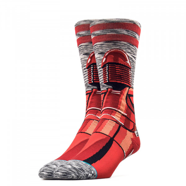 Stance Socks Starwars Red Guard Red