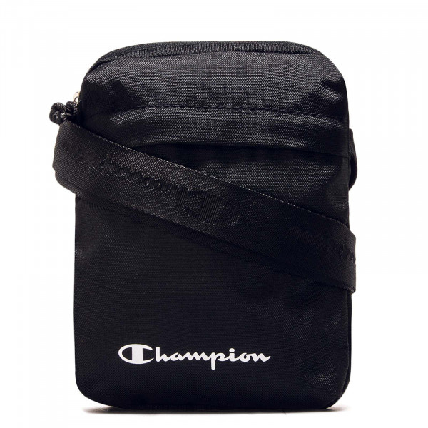 Champion Bag Small Shoulder Black White