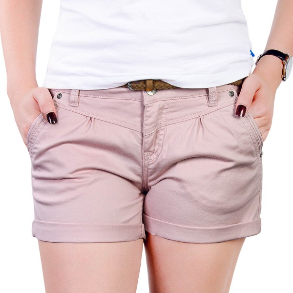 Sublevel Wmn Short 917KB Rose
