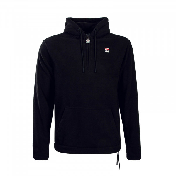 Fila Hoody Half Zip Fleece Zane Black