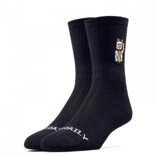 Iriedaily Socks Bye Bye Black