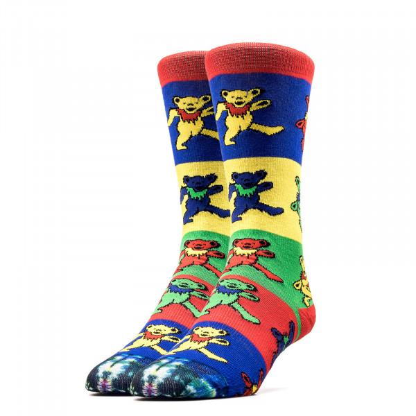 Stance Socks Lifestyle Grate Bearz Multi