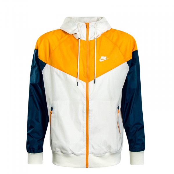 Herren Jacke NSW HE WR Orange Beige