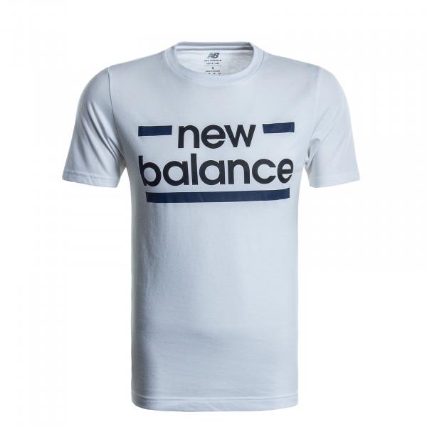 Herren T-Shirt MT01904 White