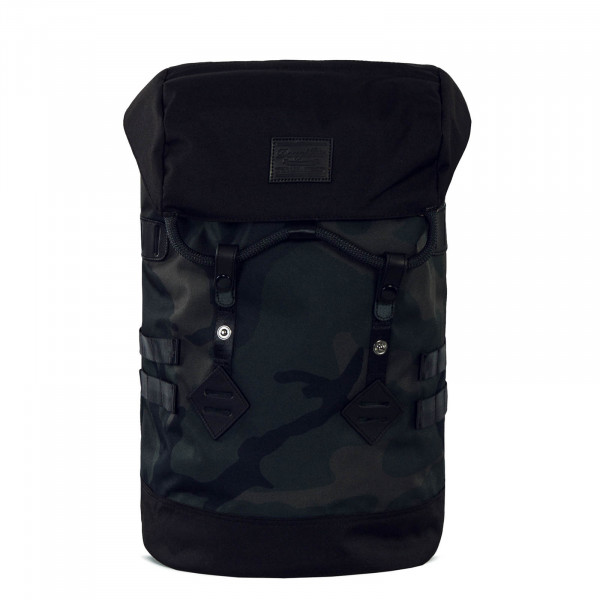 Doughnut Backpack Colorado Camo Army Blk