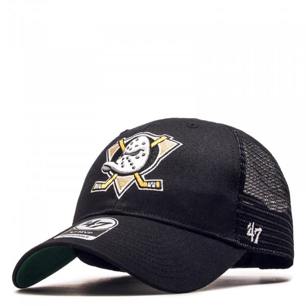 Cap Trucker Mighty Ducks Black