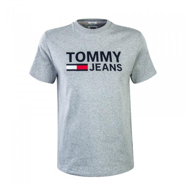 Herren T-Shirt Classic L Grey