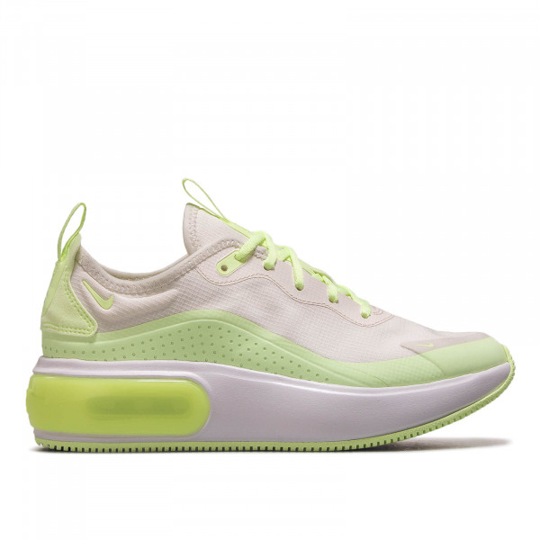 Damen Sneaker Air Max Dia White Phantom Volt