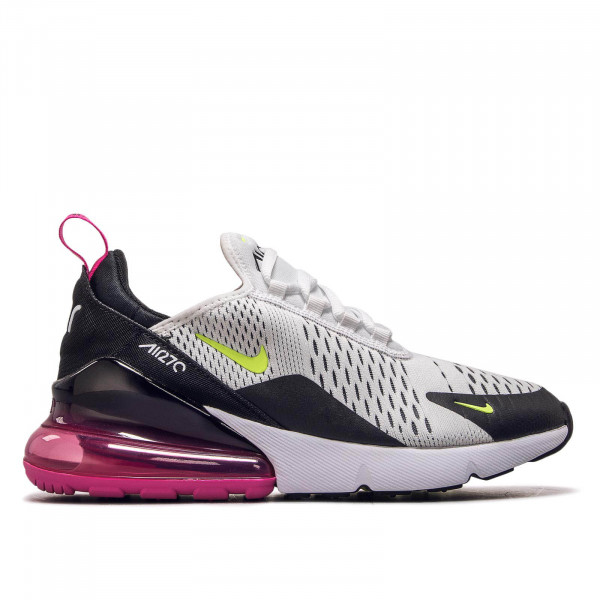 on sale 7d75c 6d4b8 Damen Sneaker Air Max 270 White Black Pink. Nike