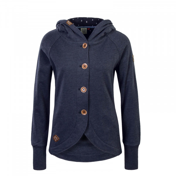 Damen Sweatjacke Ava Navy