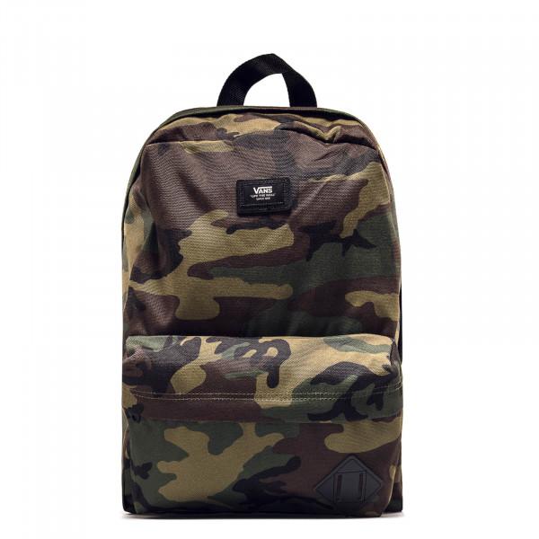 Vans Backpack Old Skool II Black Camo