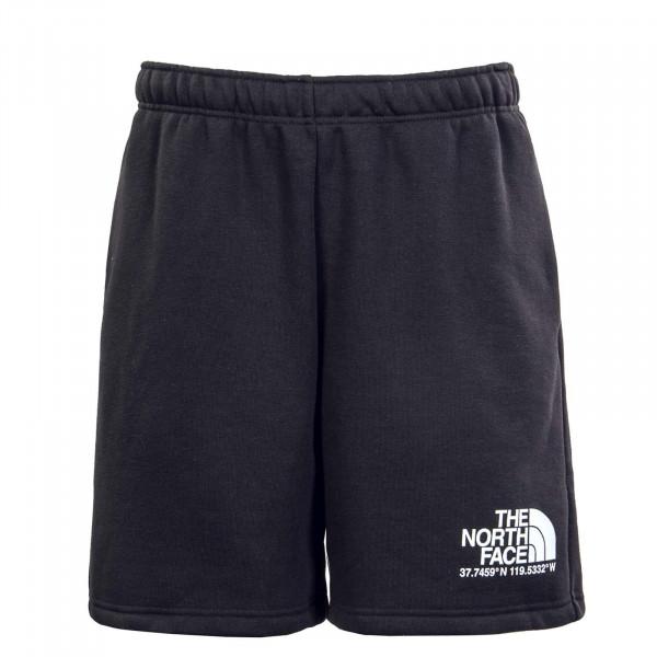 Herren Short - Coordinates - Black
