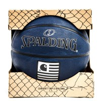 Carhartt WIP x Spalding Basketball Navy