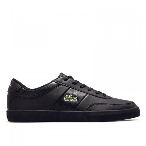 Herren Sneaker Court Master 0120 01 CMA Black Black